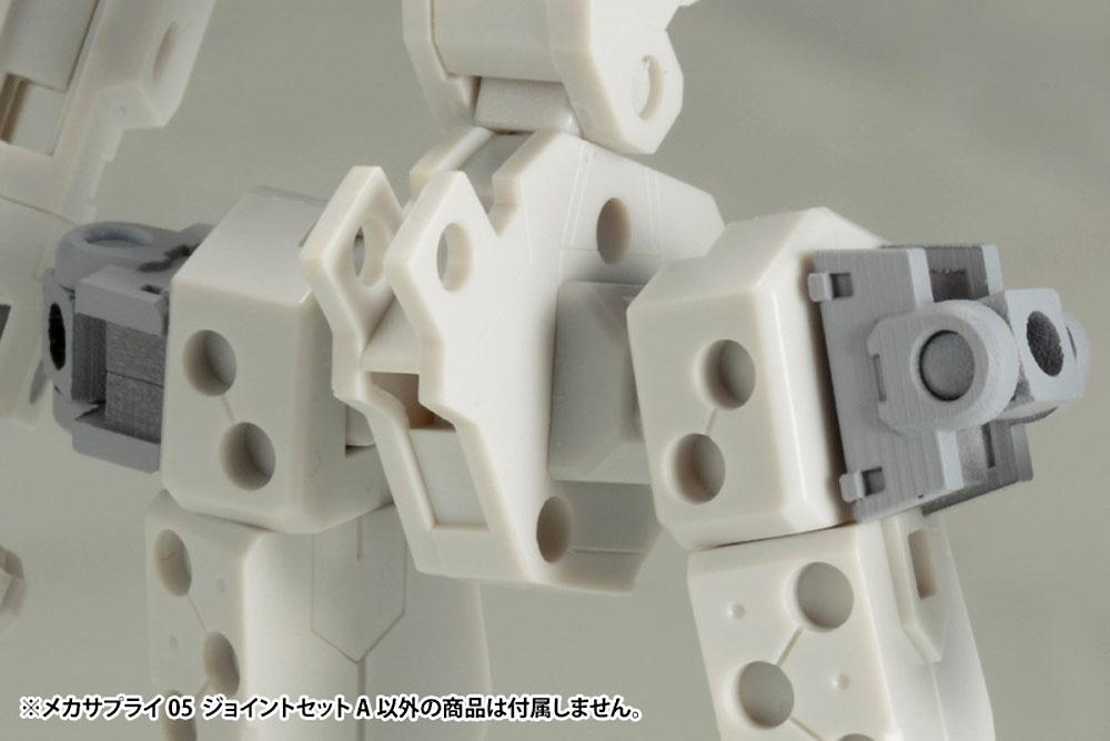 ジョイントセット Aプラモデル(コトブキヤM.S.G モデリングサポートグッズ メカサプライNo.MJ005)商品画像_3
