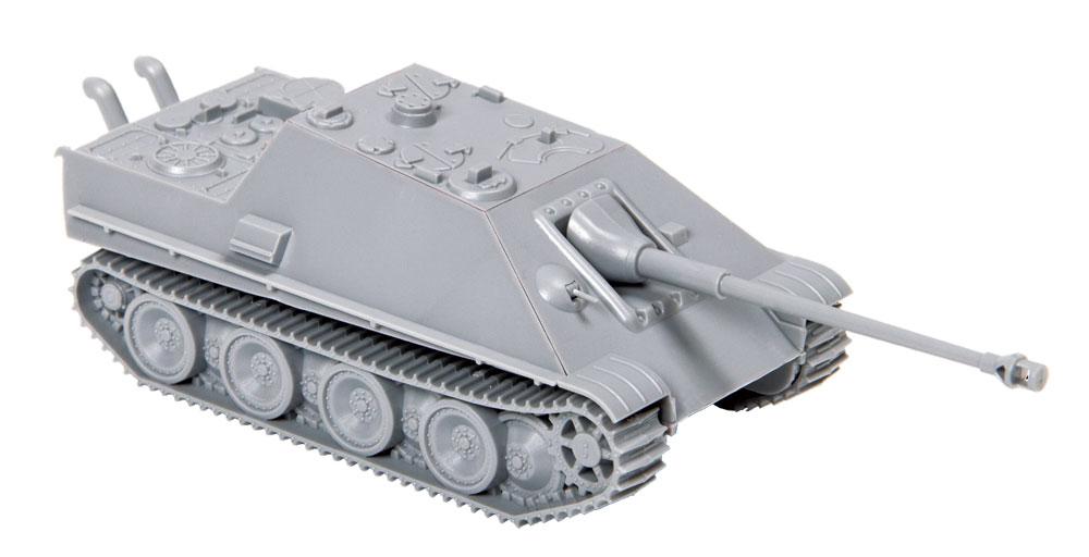 Sd.Kfz.173 ヤークトパンター ドイツ重駆逐戦車プラモデル(ズベズダART OF TACTICNo.6183)商品画像_2