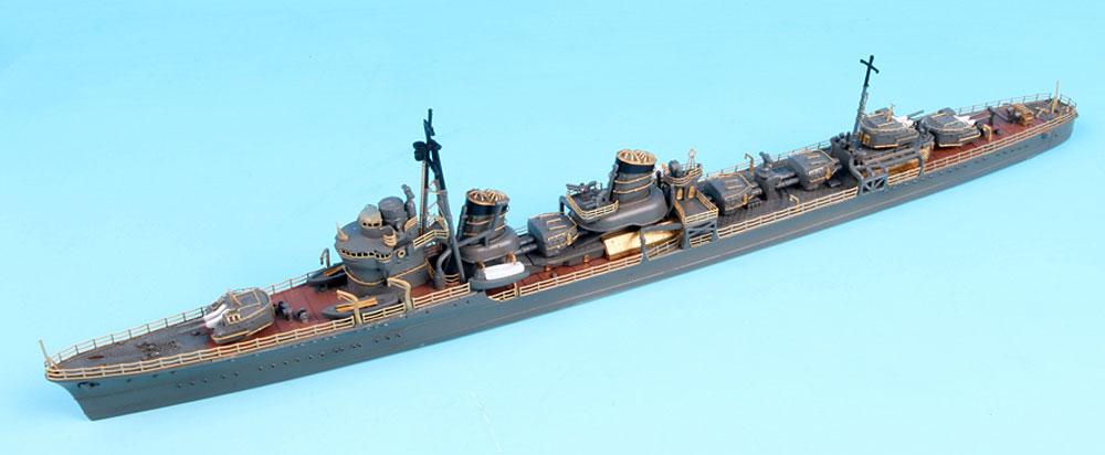 日本海軍 駆逐艦 綾波 1941 ディテールアップセット (ヤマシタホビー用)エッチング(テトラモデルワークス艦船 エッチングパーツNo.SE-70014)商品画像_4