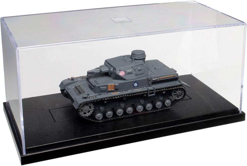 4号戦車 D型 あんこうチーム 全国大会時完成品(プラッツてのひら戦車道コレクションNo.GPC72-001)商品画像_1