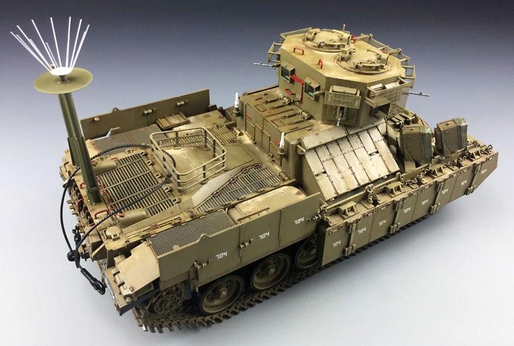 イスラエル ナグマホン ドックハウス 装甲兵員輸送車 初期型プラモデル(タイガーモデル1/35 AFVNo.4624)商品画像_4