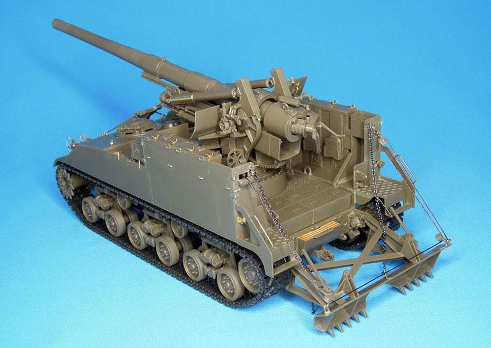 M40 ビッグショット 155mm自走砲 エッチングセットエッチング(パッションモデルズ1/35 シリーズNo.P35-128)商品画像_3