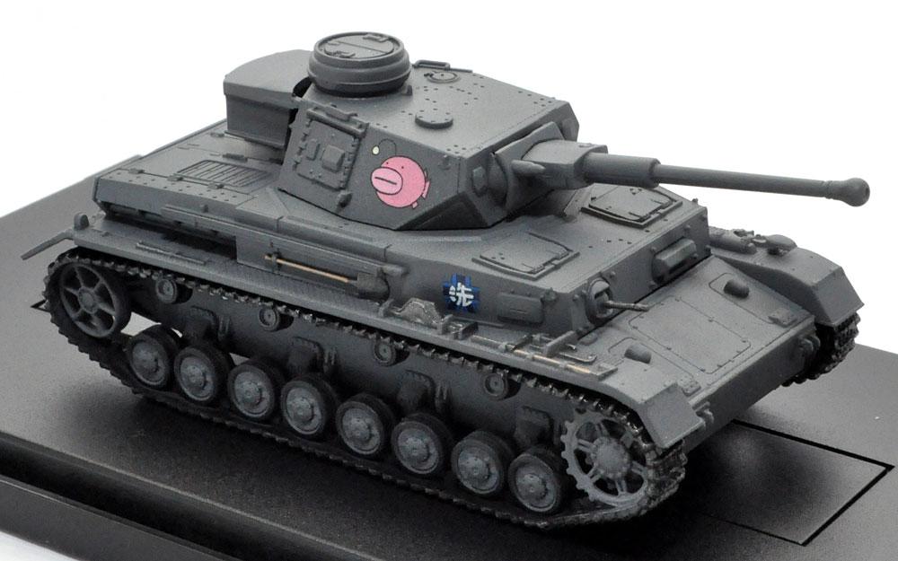 4号戦車 F2型 (D型改) あんこうチーム完成品(プラッツてのひら戦車道コレクションNo.GPC72-002)商品画像_2