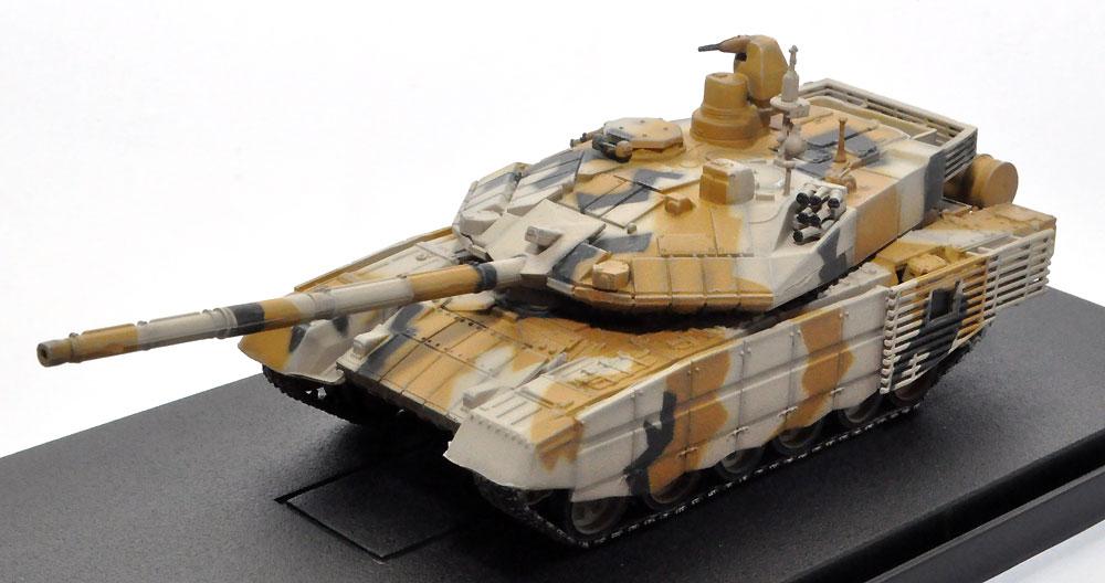 ロシア T-90MS 主力戦車 砂漠迷彩 2014年 ウェポンショー完成品(モデルコレクト1/72 AFV 完成品モデルNo.MODAS72060)商品画像_2