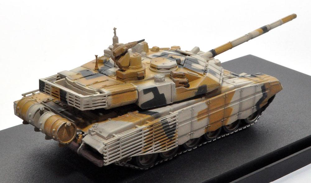 ロシア T-90MS 主力戦車 砂漠迷彩 2014年 ウェポンショー完成品(モデルコレクト1/72 AFV 完成品モデルNo.MODAS72060)商品画像_3
