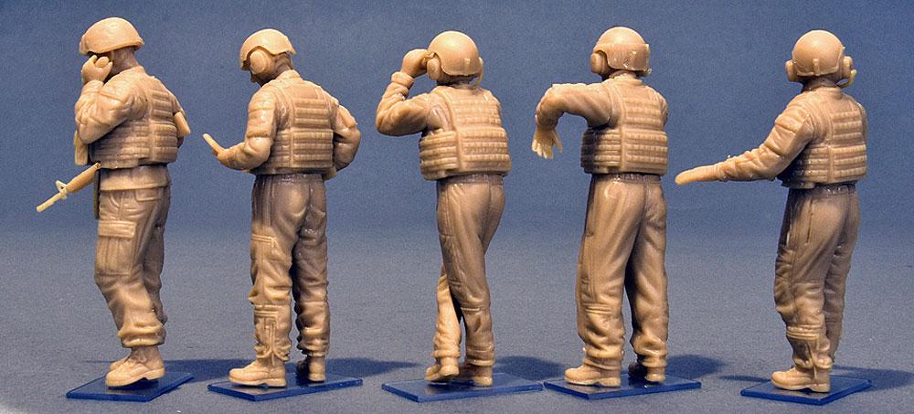 アメリカ 海兵隊 タンククループラモデル(ミニアート1/35 ミリタリーミニチュアNo.37008)商品画像_3