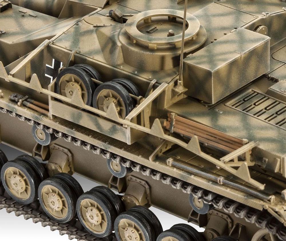 Sd.Kfz.167 4号突撃砲プラモデル(レベル1/35 ミリタリーNo.03255)商品画像_4