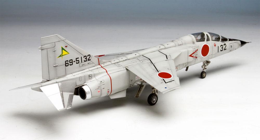 航空自衛隊 超音速高等練習機 T-2 後期型プラモデル(プラッツ航空自衛隊機シリーズNo.AC-021)商品画像_3