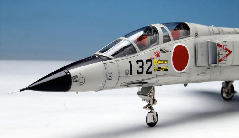 航空自衛隊 超音速高等練習機 T-2 後期型プラモデル(プラッツ航空自衛隊機シリーズNo.AC-021)商品画像_4