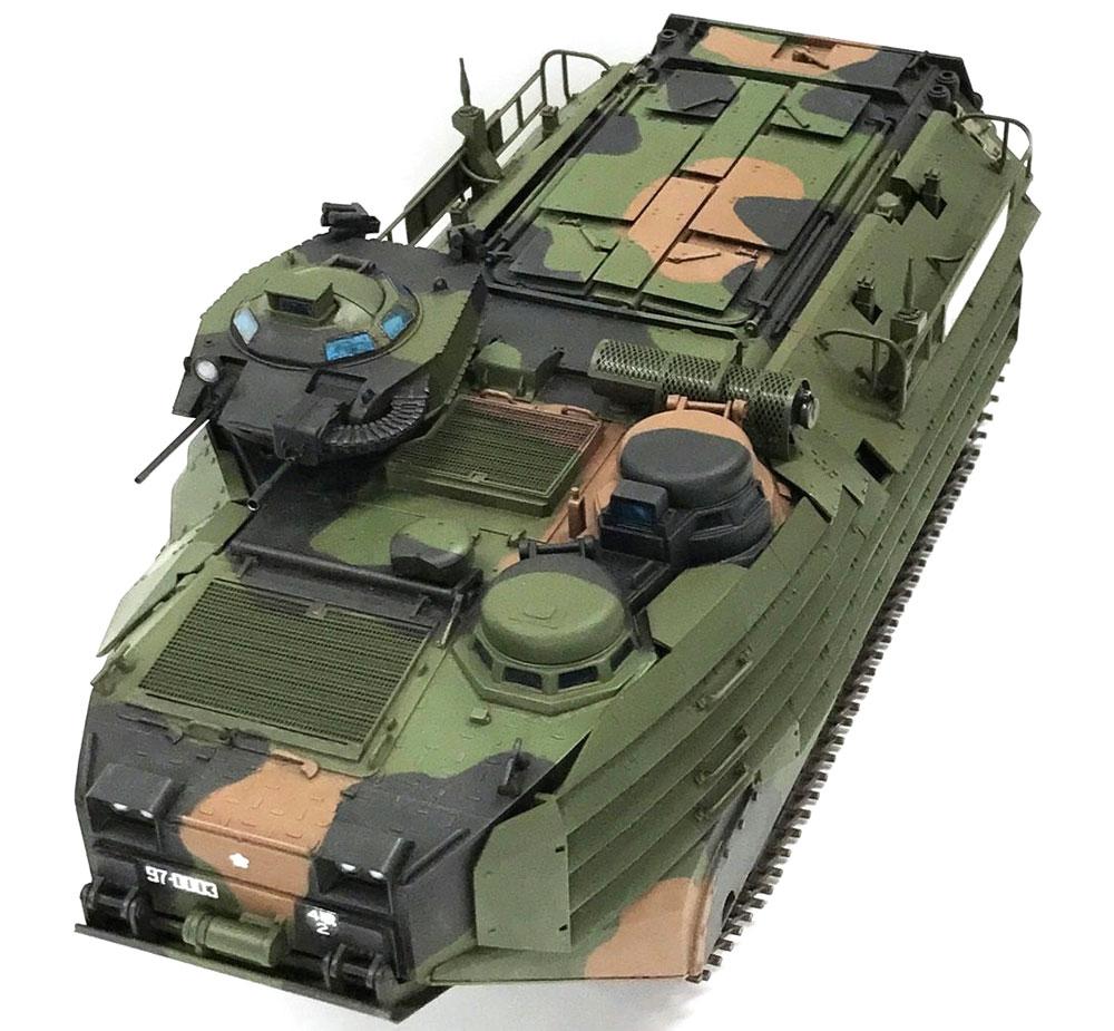 陸上自衛隊 水陸両用車 AAV7A1プラモデル(童友社1/35 プラモデルNo.DMM-001)商品画像_3