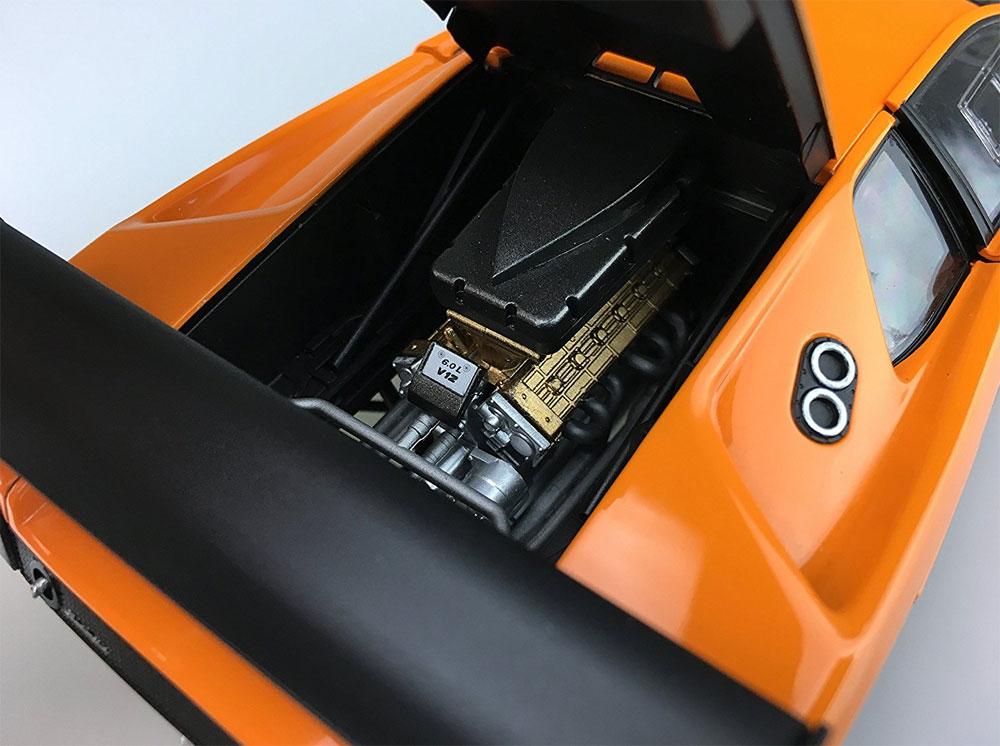 ランボルギーニ ディアブロ GTRプラモデル(アオシマ1/24 スーパーカー シリーズNo.025)商品画像_3