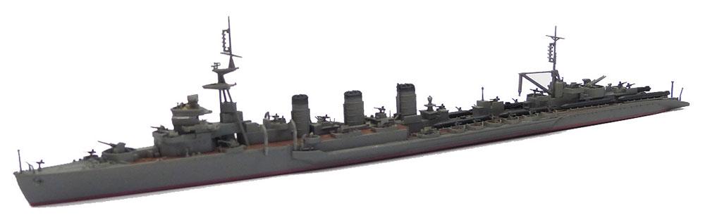 日本 軽巡洋艦 北上 回天搭載艦プラモデル(アオシマ1/700 ウォーターラインシリーズNo.361)商品画像_2