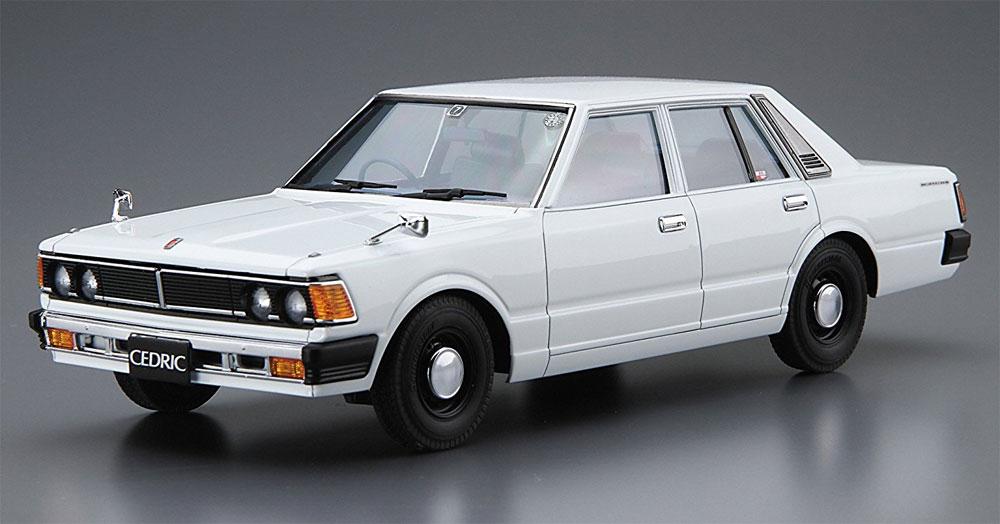 ニッサン 430 セドリック/グロリアセダン 200 Standard '79プラモデル(アオシマ1/24 ザ・モデルカーNo.旧043)商品画像_2