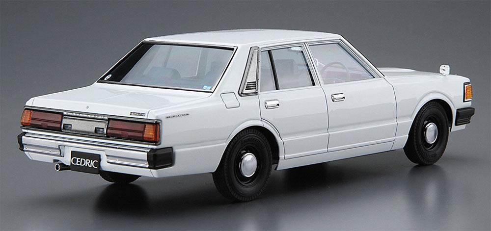 ニッサン 430 セドリック/グロリアセダン 200 Standard '79プラモデル(アオシマ1/24 ザ・モデルカーNo.旧043)商品画像_3