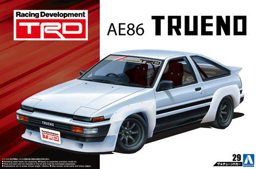 TRD AE86 トレノ N2仕様