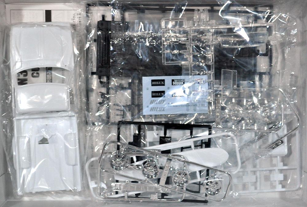 RN30 ハイラックス カスタム '78 (トヨタ)プラモデル(アオシマ1/24 ザ・チューンドカーNo.030)商品画像_1
