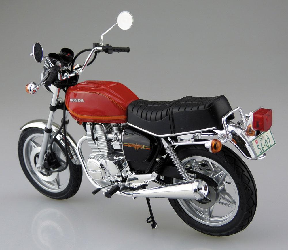 ホンダ ホーク 2 CB400T (1978)プラモデル(アオシマ1/12 バイクNo.042)商品画像_3