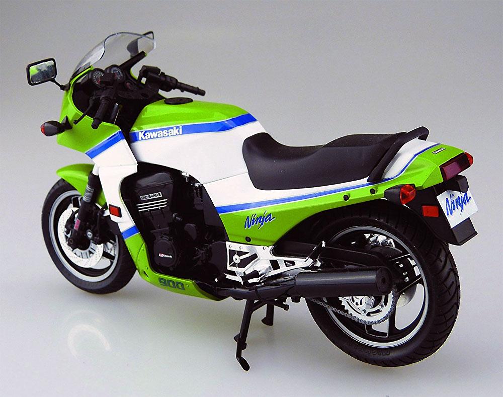 カワサキ GPZ900R ニンジャ A2型 (1985)プラモデル(アオシマ1/12 バイクNo.043)商品画像_3