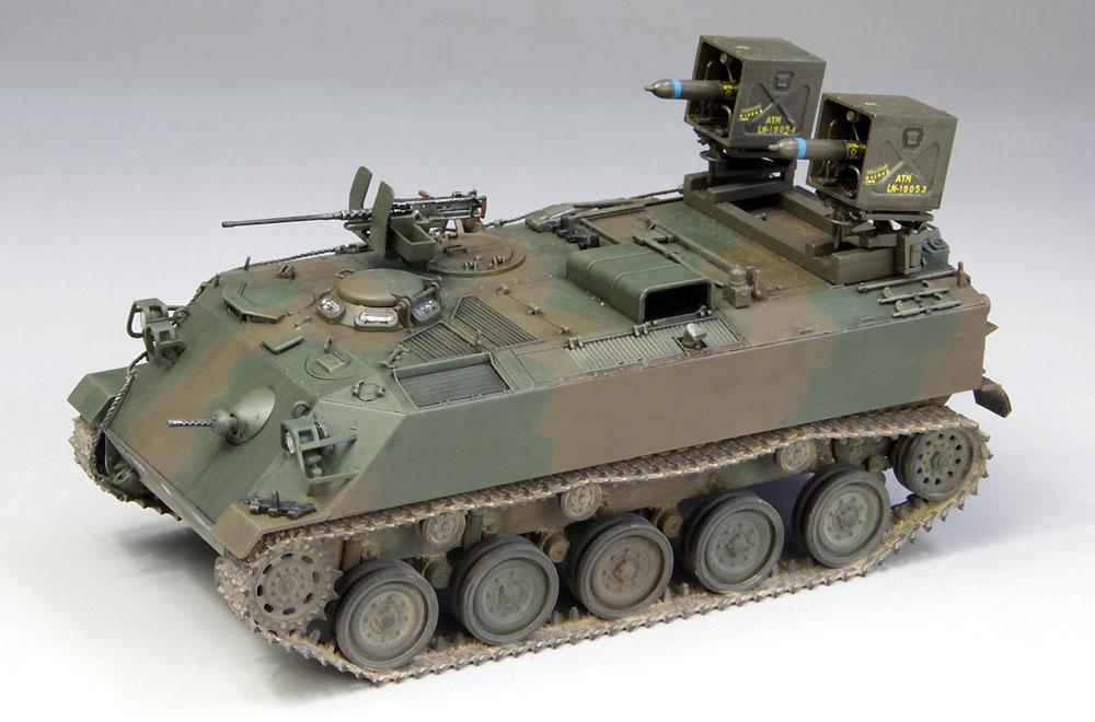 陸上自衛隊 60式装甲車 (MAT装備)プラモデル(ファインモールド1/35 ミリタリーNo.FM053)商品画像_2