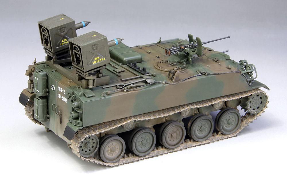 陸上自衛隊 60式装甲車 (MAT装備)プラモデル(ファインモールド1/35 ミリタリーNo.FM053)商品画像_4