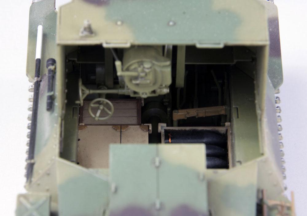 帝国陸軍 四式自走砲 ホロプラモデル(ファインモールド1/35 ミリタリーNo.FM054)商品画像_4