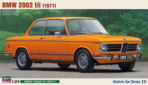 BMW 2002 tii (1971)プラモデル(ハセガワ1/24 自動車 HCシリーズNo.HC023)商品画像