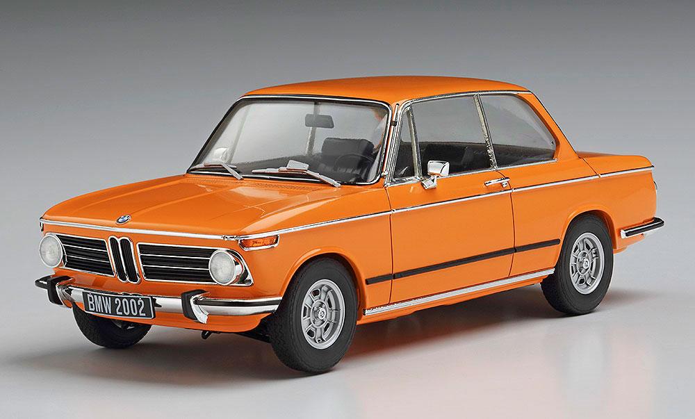 BMW 2002 tii (1971)プラモデル(ハセガワ1/24 自動車 HCシリーズNo.HC023)商品画像_3