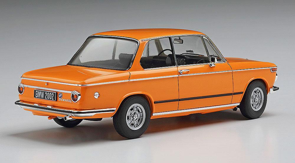 BMW 2002 tii (1971)プラモデル(ハセガワ1/24 自動車 HCシリーズNo.HC023)商品画像_4