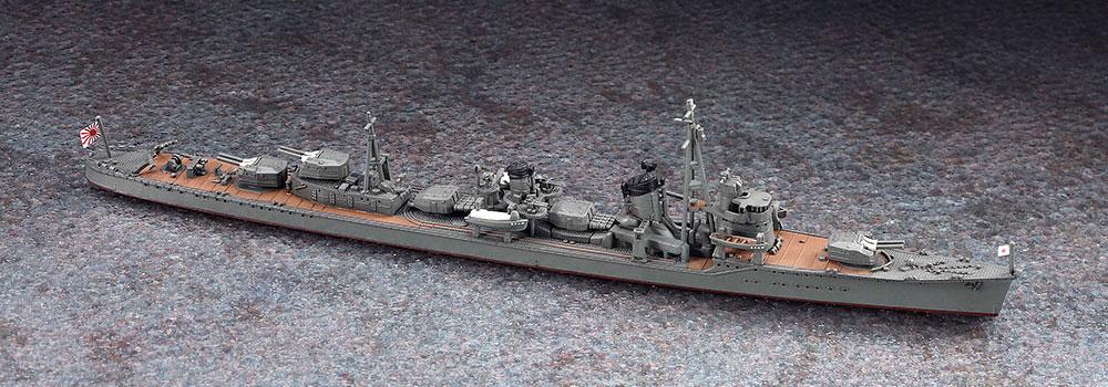日本駆逐艦 夕雲プラモデル(ハセガワ1/700 ウォーターラインシリーズNo.461)商品画像_2