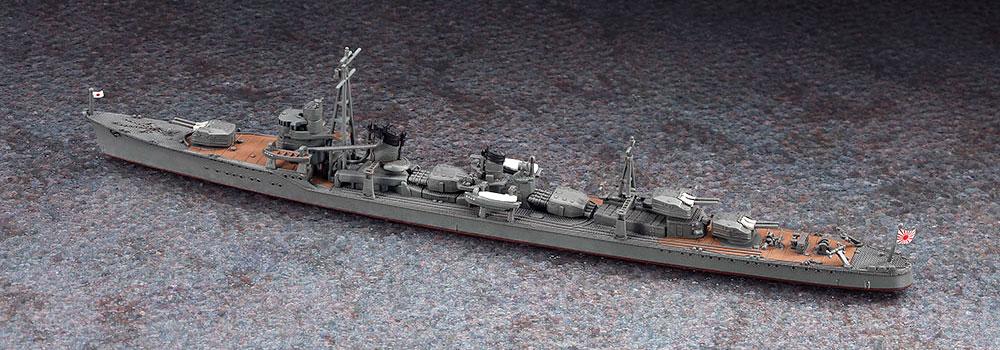 日本駆逐艦 夕雲プラモデル(ハセガワ1/700 ウォーターラインシリーズNo.461)商品画像_3