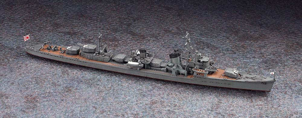 日本駆逐艦 早波プラモデル(ハセガワ1/700 ウォーターラインシリーズNo.462)商品画像_1