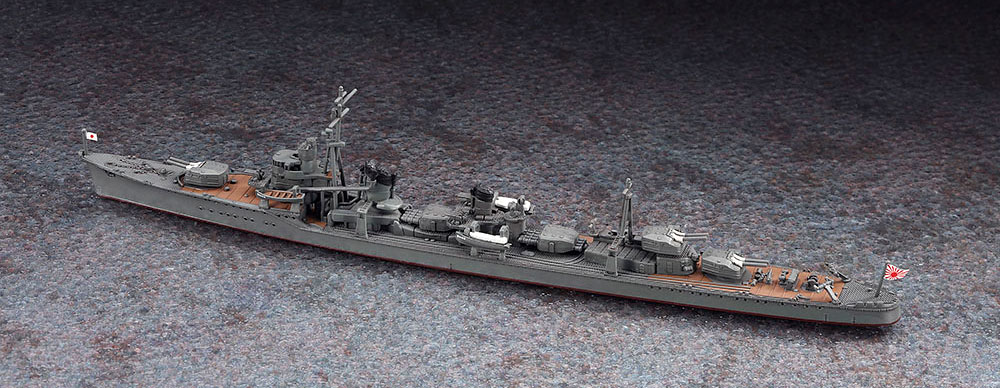 日本駆逐艦 早波プラモデル(ハセガワ1/700 ウォーターラインシリーズNo.462)商品画像_2