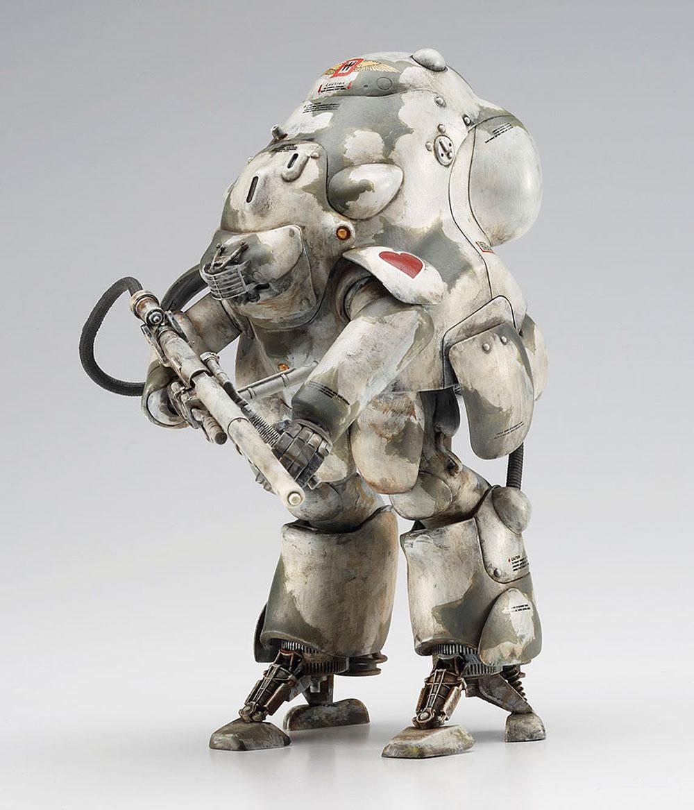 月面用重装甲戦闘服 MK44H-0 ホワイトナイト プロトタイププラモデル(ハセガワマシーネンクリーガー シリーズNo.64112)商品画像_3