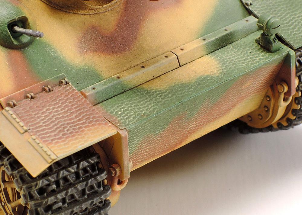 ドイツ 38cm 突撃臼砲 ストームタイガー コーティングシートセットシート(タミヤディテールアップパーツ シリーズ (AFV)No.12672)商品画像_2