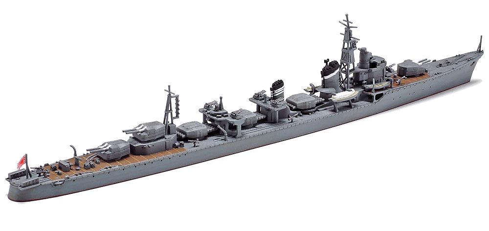 日本海軍 駆逐艦 島風プラモデル(タミヤ1/700 ウォーターラインシリーズNo.460)商品画像_2