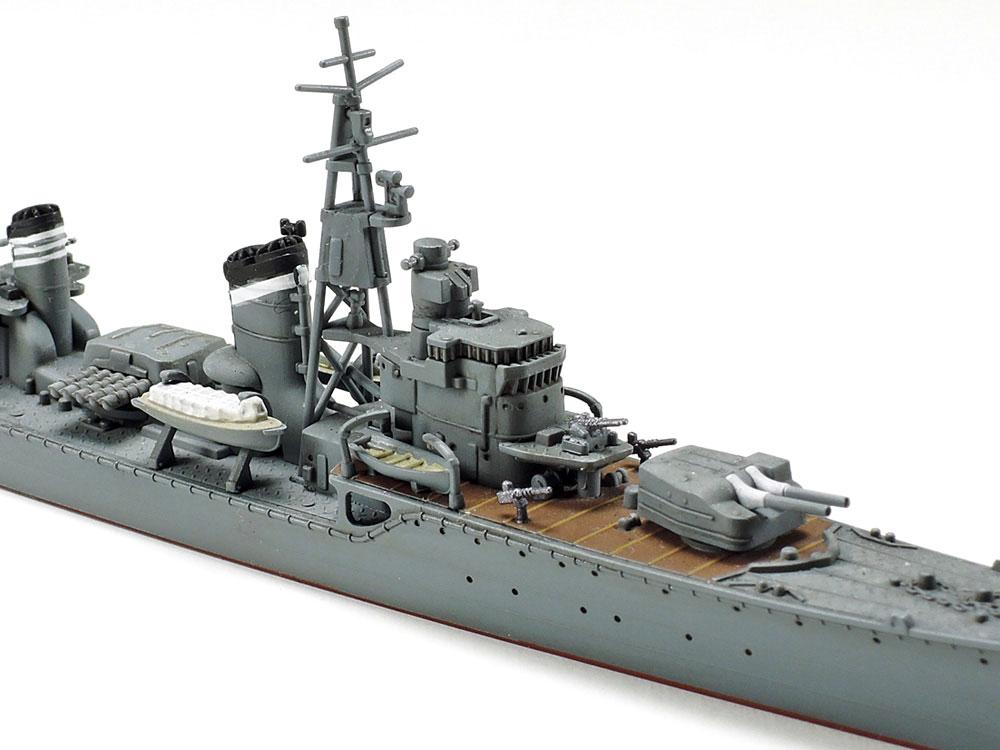 日本海軍 駆逐艦 島風プラモデル(タミヤ1/700 ウォーターラインシリーズNo.460)商品画像_3