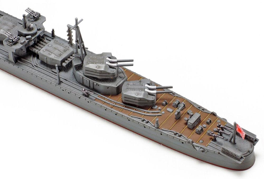 日本海軍 駆逐艦 島風プラモデル(タミヤ1/700 ウォーターラインシリーズNo.460)商品画像_4