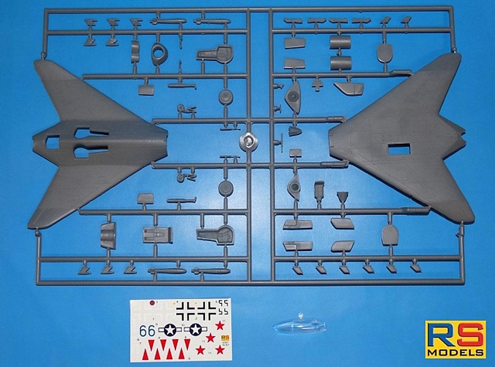ブローム ウント フォス Ae607プラモデル(RSモデル1/72 エアクラフト プラモデルNo.92087)商品画像_2