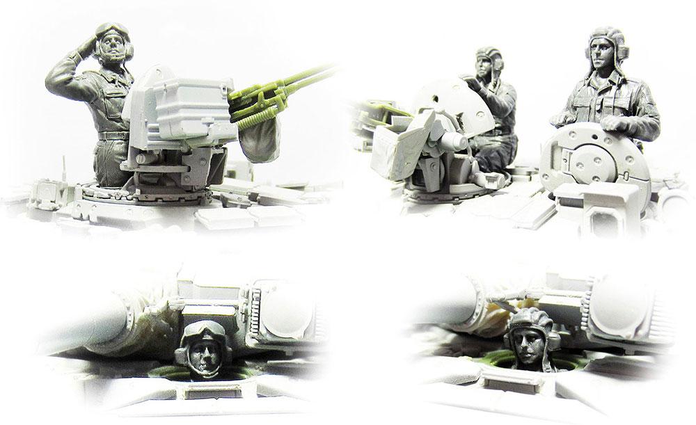 ロシア陸軍 戦車兵プラモデル(MENG-MODEL1/35 ヒューマン シリーズNo.HS-007)商品画像_2