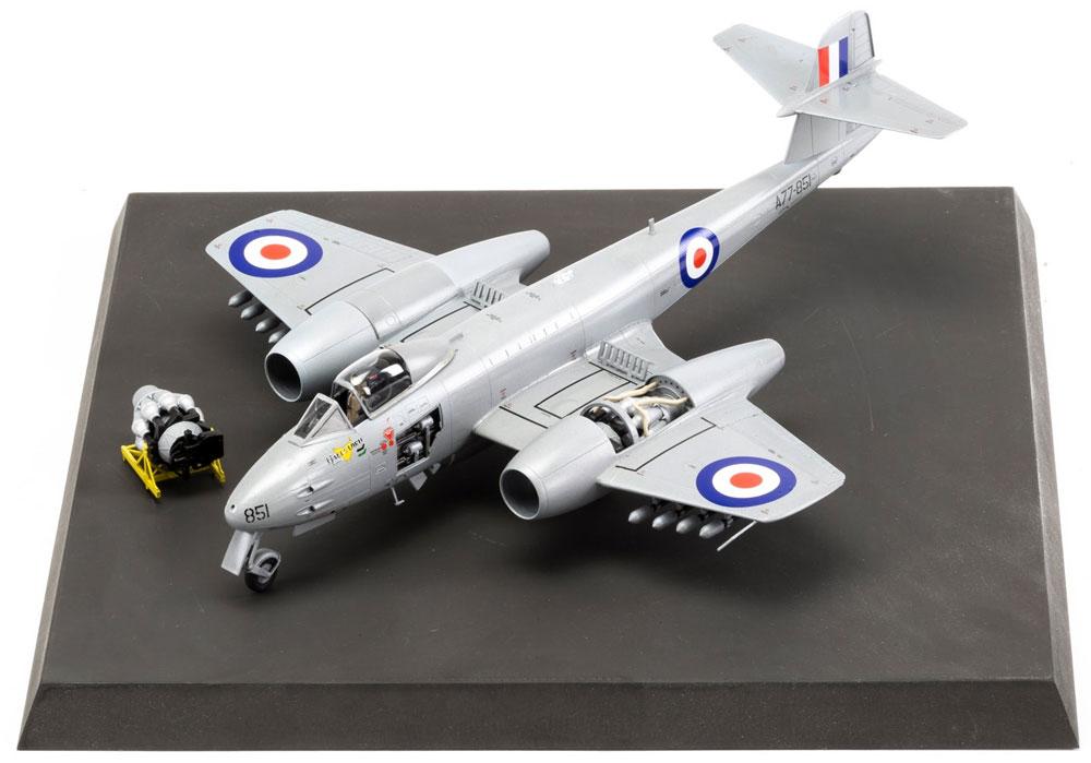 グロスター ミーティア F.8 朝鮮戦争プラモデル(エアフィックス1/48 ミリタリーエアクラフトNo.A09184)商品画像_1