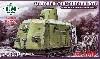 ロシア DTR 装甲列車 重機関銃搭載 ポドスルキ工場型