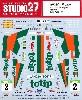 ランチア デルタ HF インテグラーレ 16v Totip #2 ラリー ヴァレオ 1989