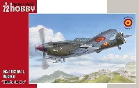 スペシャルホビー1/72 エアクラフト プラモデルイスパノ HA-1112 M-1L ブチョン スペイン空軍