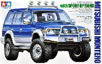 タミヤ1/24 スポーツカーシリーズ三菱 パジェロ スポーツオプション