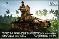 九四式軽装甲車 テケ 後期型