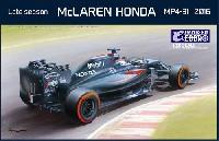 マクラーレン ホンダ MP4-31 2016 Late season