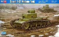 ホビーボス1/35 ファイティングビークル シリーズソビエト T-12 中戦車