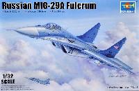MiG-29A ファルクラムA型