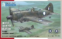 B339-23 バッファロー RAAF and USAAF