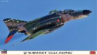 ハセガワ1/72 飛行機 限定生産QF-4E ファントム 2 U.S.A.F. フェアウェル